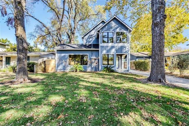 306 Irma Dr A, Austin, TX 78752 (#3194699) :: The Summers Group