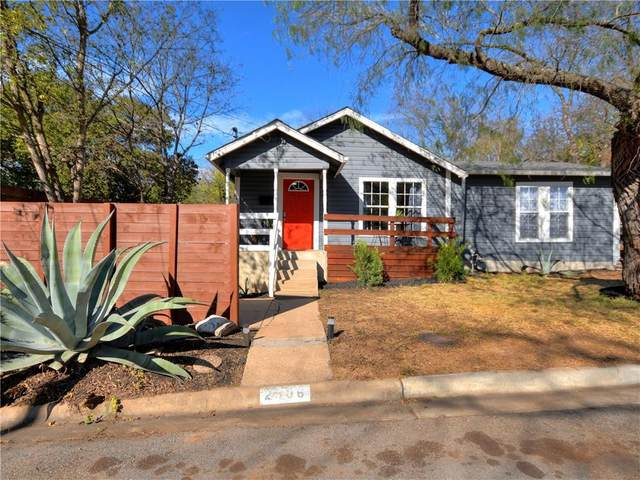 2506 E 18th St, Austin, TX 78702 (#3194781) :: The Perry Henderson Group at Berkshire Hathaway Texas Realty