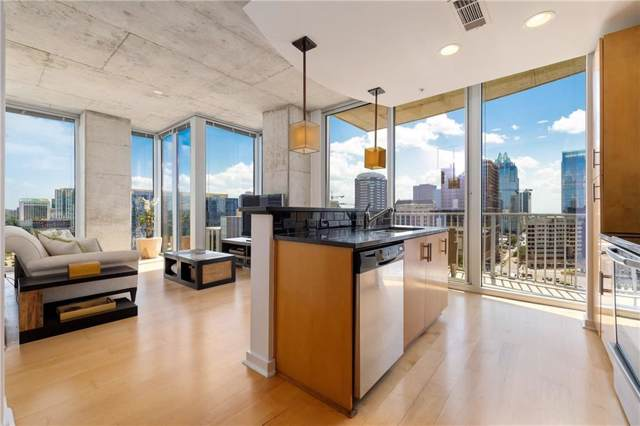 360 Nueces St #1417, Austin, TX 78701 (#3198044) :: The Gregory Group