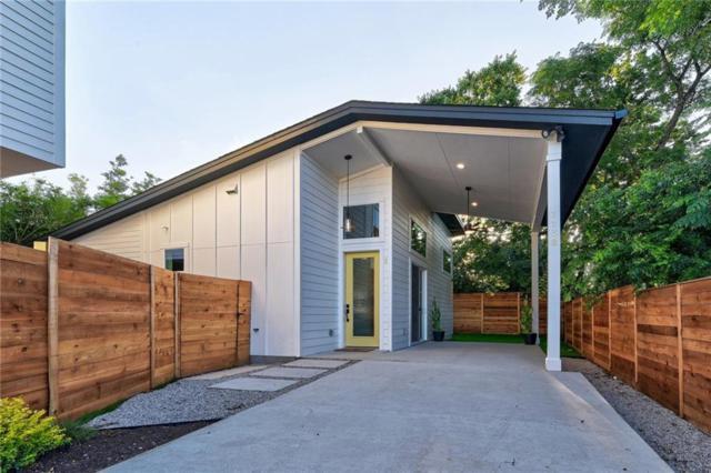1138 Mason Ave #2, Austin, TX 78721 (#3198308) :: The Perry Henderson Group at Berkshire Hathaway Texas Realty