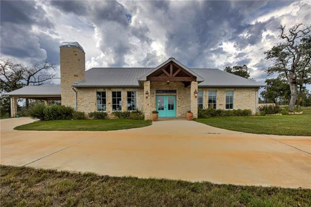 2198 Sandy Ranch Rd, Harwood, TX 78632 (#3198487) :: The Perry Henderson Group at Berkshire Hathaway Texas Realty