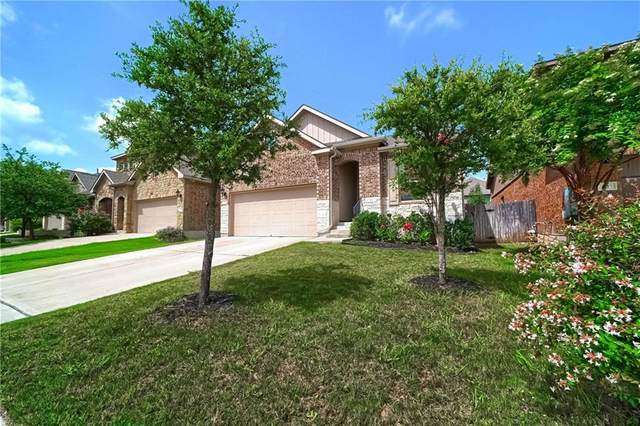 613 Rancho Verde Dr, Leander, TX 78641 (#3199079) :: The Perry Henderson Group at Berkshire Hathaway Texas Realty