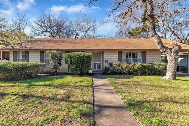 1601 Ashberry Dr, Austin, TX 78723 (#3200353) :: Ben Kinney Real Estate Team