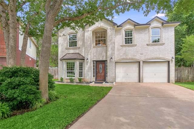 2212 Parkland Cv, Round Rock, TX 78681 (#3200976) :: Cord Shiflet Group
