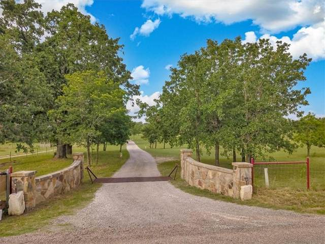 291 N County Line Rd, Elgin, TX 78621 (#3201463) :: The Summers Group