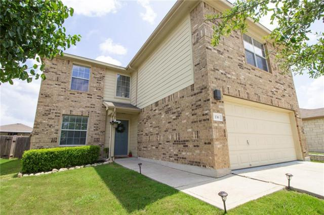 136 Granite Path, Liberty Hill, TX 78642 (#3202933) :: Watters International