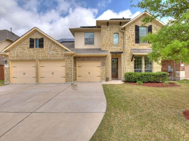 236 Norcia Loop, Liberty Hill, TX 78642 (#3203057) :: Realty Executives - Town & Country