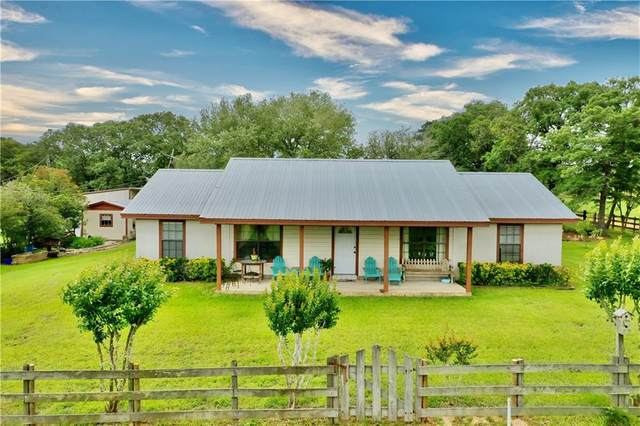 3853 S Highway 304, Rosanky, TX 78953 (#3205064) :: Zina & Co. Real Estate