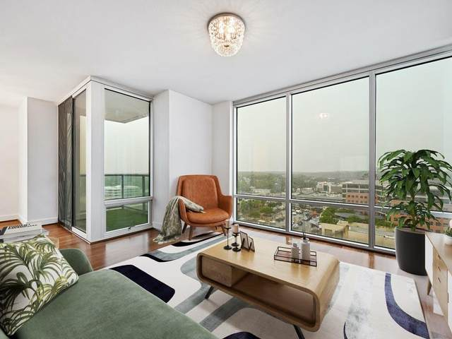 300 Bowie St #1607, Austin, TX 78703 (#3206650) :: The Heyl Group at Keller Williams