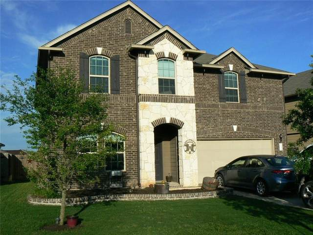 125 Silver Maple Dr, Kyle, TX 78640 (#3207227) :: Realty Executives - Town & Country