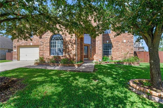 3004 Edgecreek Pl, Round Rock, TX 78681 (#3207886) :: Papasan Real Estate Team @ Keller Williams Realty