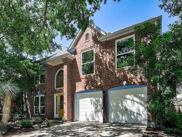 7606 Windrush Dr, Austin, TX 78729 (#3209103) :: Ben Kinney Real Estate Team