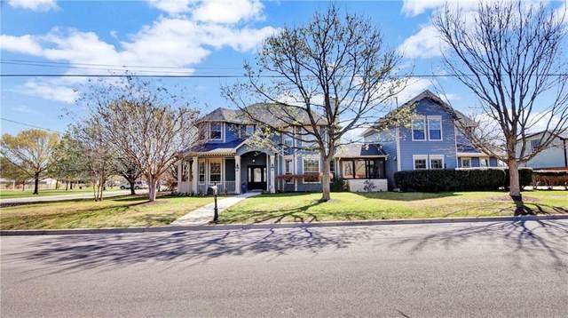 1601 Forest St, Georgetown, TX 78626 (#3209835) :: Papasan Real Estate Team @ Keller Williams Realty
