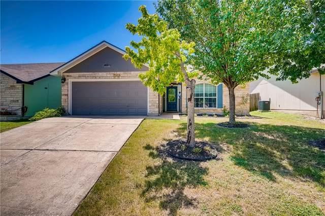 320 Moonstone Dr, Jarrell, TX 76537 (#3210837) :: Papasan Real Estate Team @ Keller Williams Realty