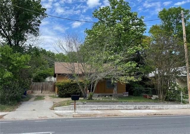 510 W Saint Johns Ave, Austin, TX 78752 (#3211033) :: Azuri Group | All City Real Estate