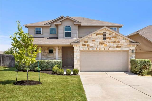 148 Lavaca Loop, Hutto, TX 78634 (#3211288) :: The Perry Henderson Group at Berkshire Hathaway Texas Realty