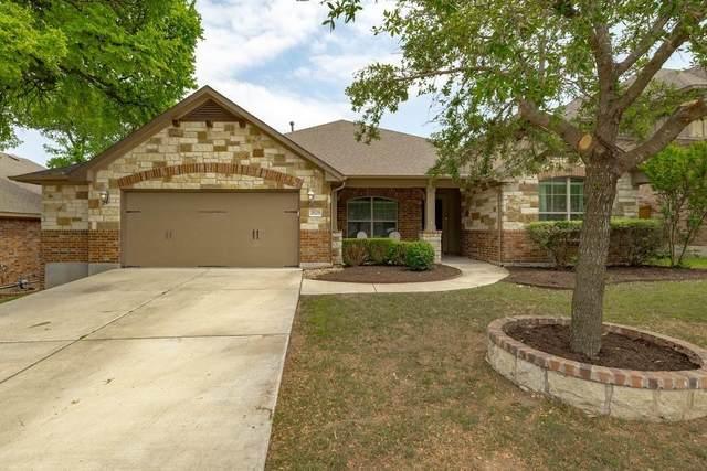 2628 Estefania Ln, Round Rock, TX 78665 (#3211847) :: ORO Realty