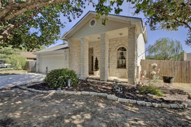 105 Cottonwood Dr, Hutto, TX 78634 (#3212037) :: The ZinaSells Group
