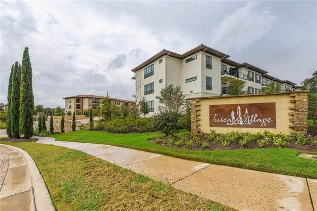 106 Bella Toscana Ave #3203, Lakeway, TX 78734 (MLS #3212839) :: Vista Real Estate