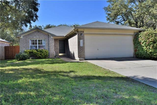 1611 Carriage Hills Trl, Cedar Park, TX 78613 (#3213166) :: The Gregory Group