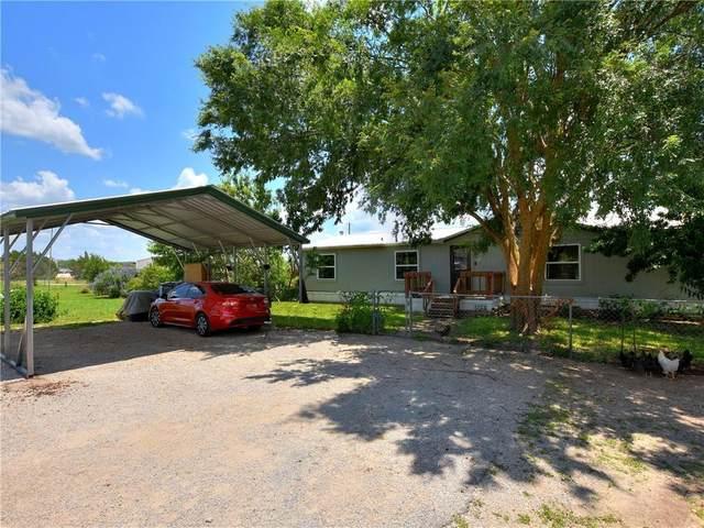 440 County Road 277, Liberty Hill, TX 78642 (#3215668) :: Papasan Real Estate Team @ Keller Williams Realty