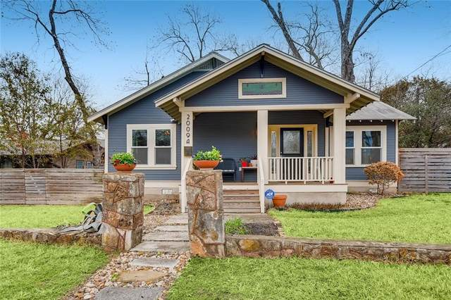 2009 S 2nd St, Austin, TX 78704 (#3217371) :: Zina & Co. Real Estate