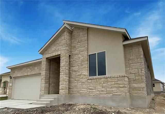 509 Tanda Ln, Hutto, TX 78634 (#3219601) :: The Perry Henderson Group at Berkshire Hathaway Texas Realty