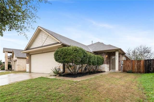 2528 Winchell Ln, Austin, TX 78725 (#3220581) :: Ben Kinney Real Estate Team