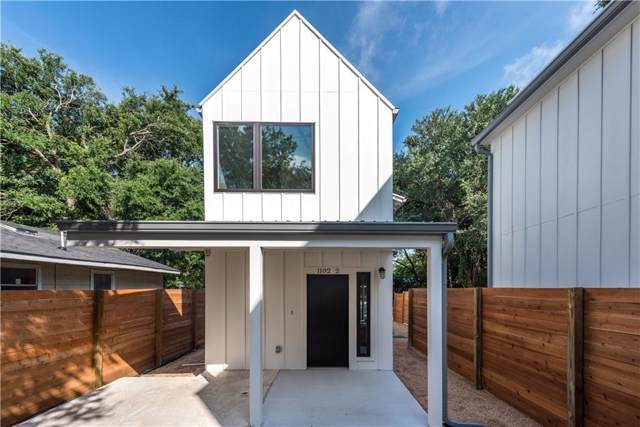 1102 Delano St B, Austin, TX 78721 (#3221151) :: The Perry Henderson Group at Berkshire Hathaway Texas Realty
