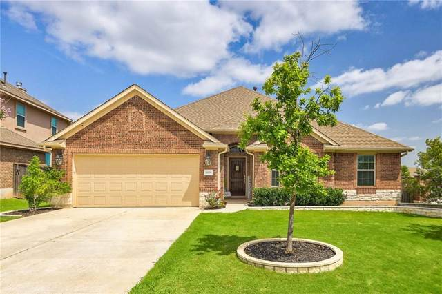 1009 Daylily Loop, Georgetown, TX 78626 (#3222263) :: RE/MAX Capital City