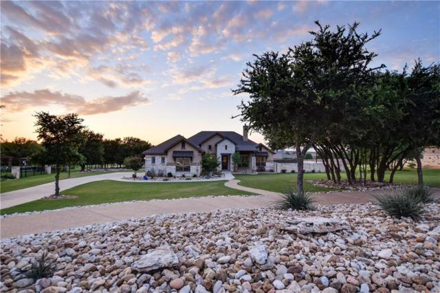 113 Willow Run, Georgetown, TX 78633 (#3222739) :: 12 Points Group