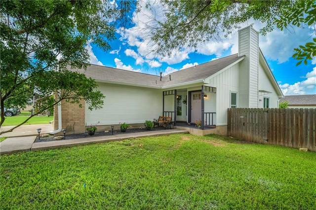 1601 Clearview Loop, Round Rock, TX 78664 (#3229233) :: Lancashire Group at Keller Williams Realty