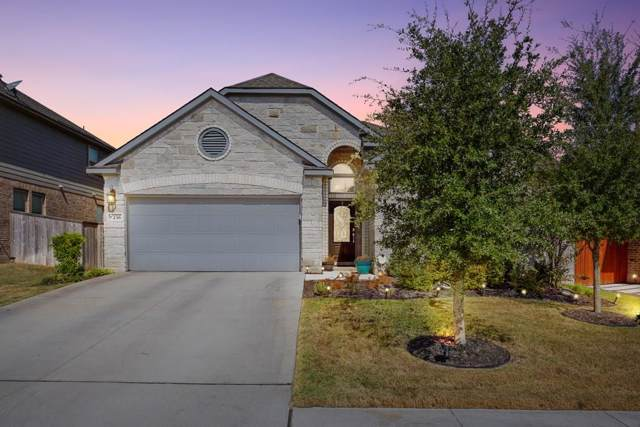 236 Blue Waterleaf Ln, Georgetown, TX 78626 (#3229700) :: The Heyl Group at Keller Williams