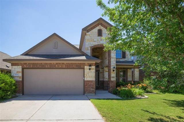 17717 Turning Stream Ln, Pflugerville, TX 78660 (#3229786) :: RE/MAX Capital City