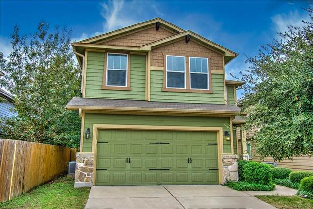 1409 Huckleberry Ln #64, Austin, TX 78748 (#3231817) :: The Summers Group