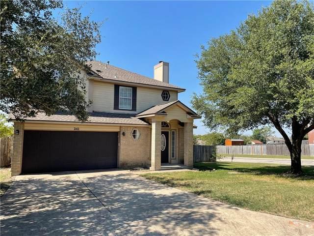 241 Estate Dr, Hutto, TX 78634 (#3233558) :: Papasan Real Estate Team @ Keller Williams Realty