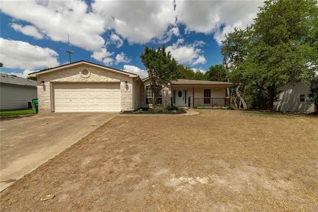 3702 Arlington Cv, Lago Vista, TX 78645 (#3233726) :: RE/MAX Capital City