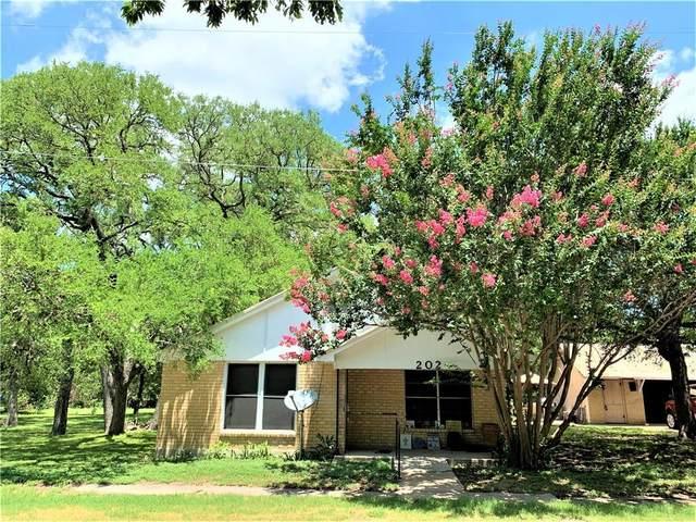 202 E Valley St, Burnet, TX 78611 (#3235806) :: Papasan Real Estate Team @ Keller Williams Realty