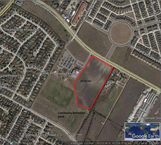 303 E Pflugerville Pkwy, Pflugerville, TX 78660 (#3236703) :: Papasan Real Estate Team @ Keller Williams Realty