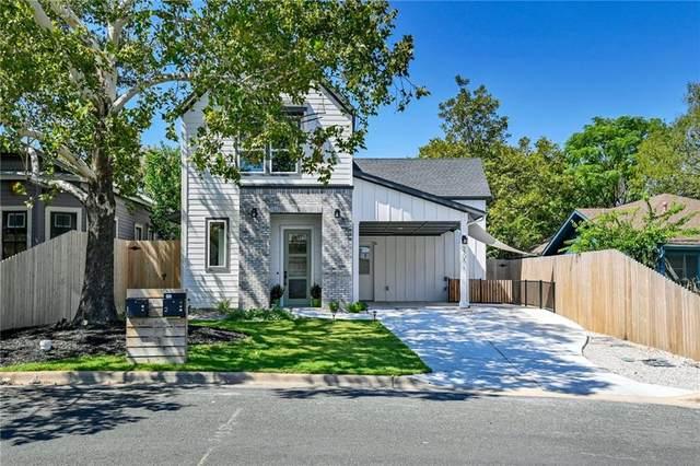 5308 Evans Ave #1, Austin, TX 78751 (#3237156) :: Papasan Real Estate Team @ Keller Williams Realty