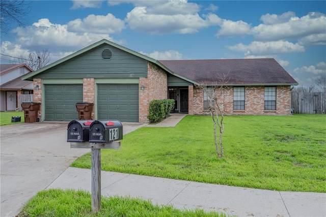 121 Mockingbird Ln, Lockhart, TX 78644 (#3239887) :: The Perry Henderson Group at Berkshire Hathaway Texas Realty