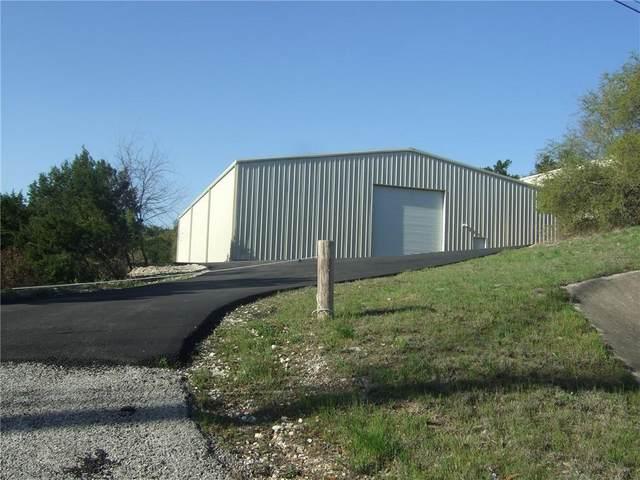 4011 Highland Dr, Austin, TX 78734 (#3240263) :: Front Real Estate Co.