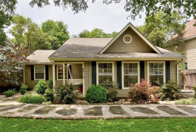 2510 Winsted Ln, Austin, TX 78703 (#3240302) :: Lancashire Group at Keller Williams Realty