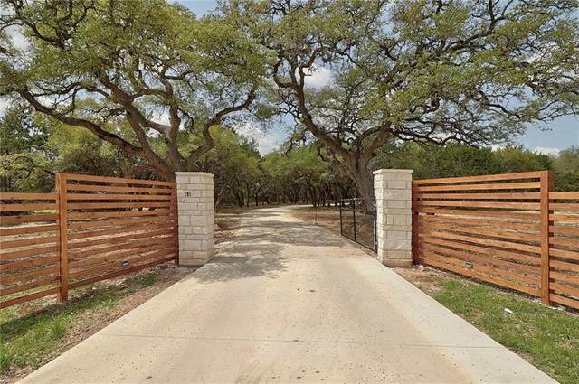 203 N Creekwood Dr, Driftwood, TX 78619 (#3244436) :: The Perry Henderson Group at Berkshire Hathaway Texas Realty
