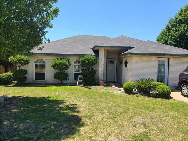 2601 Cross Timber Dr, Killeen, TX 76543 (#3244466) :: Ben Kinney Real Estate Team