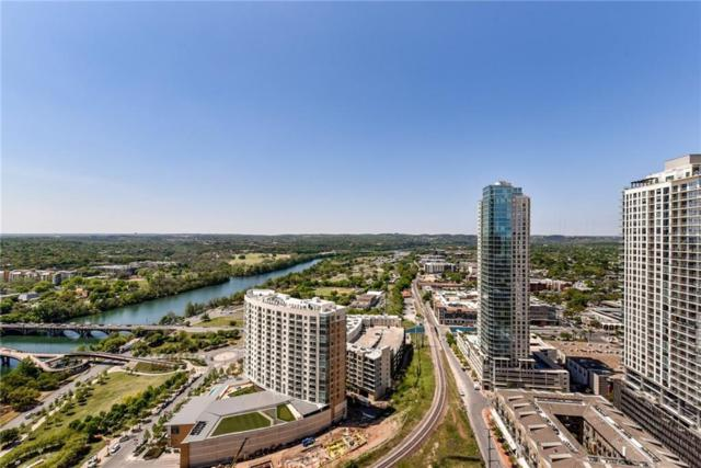 222 West Ave #3010, Austin, TX 78701 (#3244516) :: Papasan Real Estate Team @ Keller Williams Realty