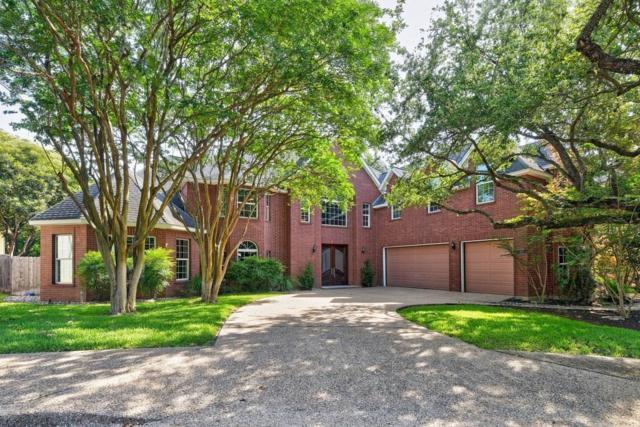 4020 Enclave Mesa Cir, Austin, TX 78731 (#3245401) :: The Perry Henderson Group at Berkshire Hathaway Texas Realty