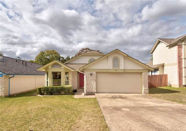 2313 Waterway Bnd, Austin, TX 78728 (#3248186) :: Ben Kinney Real Estate Team