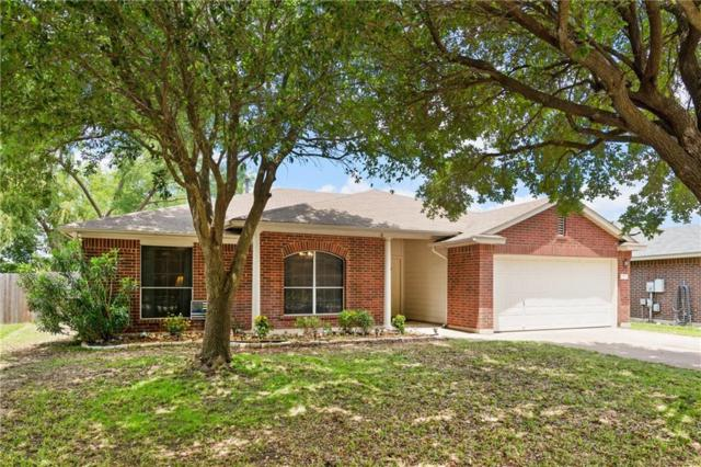 2527 Vernell Way, Round Rock, TX 78664 (#3248643) :: The Heyl Group at Keller Williams