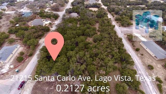 21215 Santa Carlo Ave, Lago Vista, TX 78645 (#3248729) :: R3 Marketing Group
